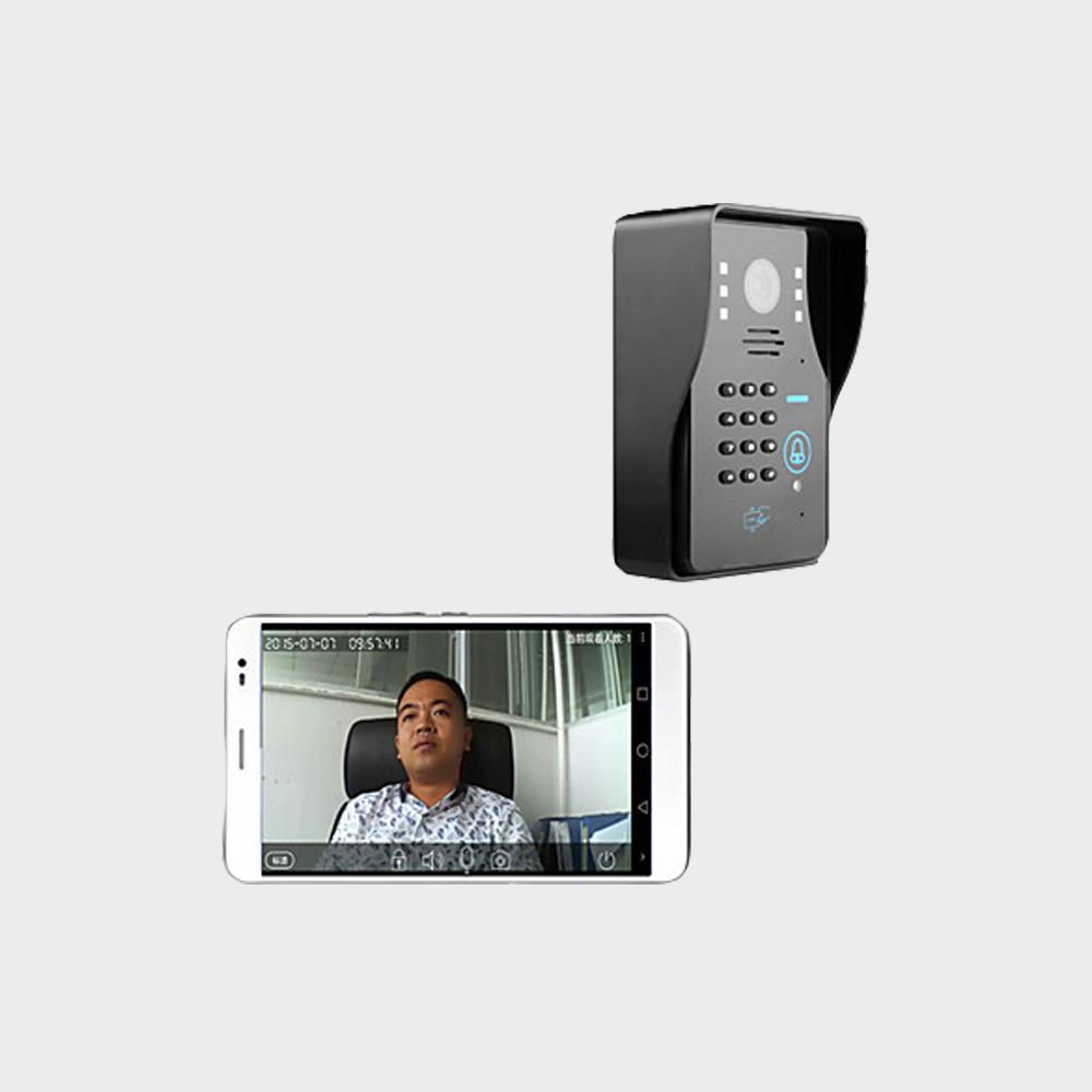 Wireless Video Door Phone Aarambha Solution